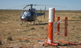 JESSY STAR Hubschrauber stehend